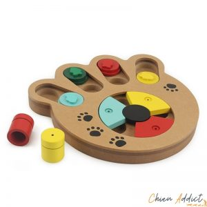 jeux intelligence chien