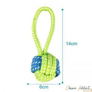 jouet corde pour chien