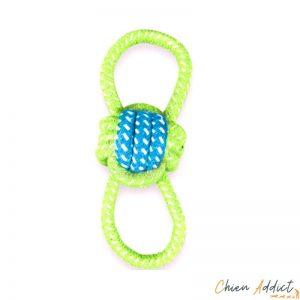 jouet pour canide corde